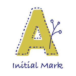 イニシャル アルファベット素材 ベクターデータで無料でダウンロード