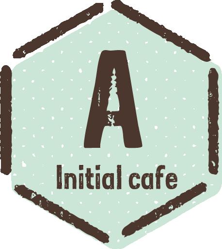 イニシャル アルファベット素材  拡大イメージ ヘキサゴン ベクターデータで無料でダウンロード